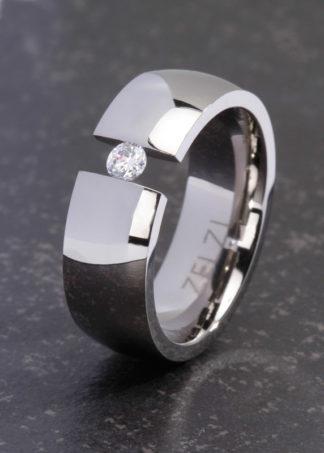 Eventhi titanium ring