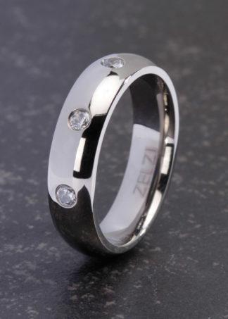 Nemesis titanium ring